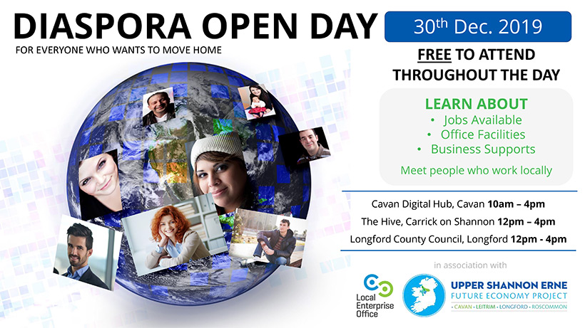 diaspora open day december 30th